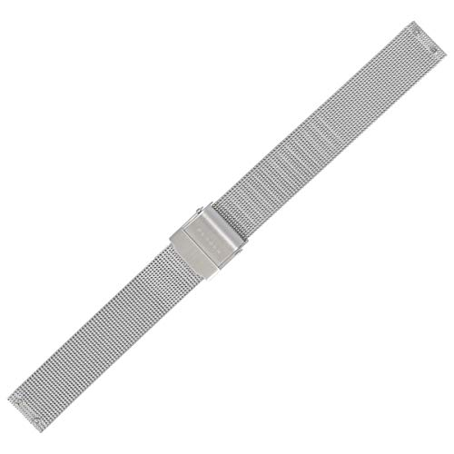 Skagen Uhrenarmband 14mm Edelstahl Silber - SKW2140 (Uhrenarmband Für Skagen)