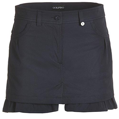 golfino-damen-mini-golfskort-techno-stretch-mit-sun-protection-blau-m