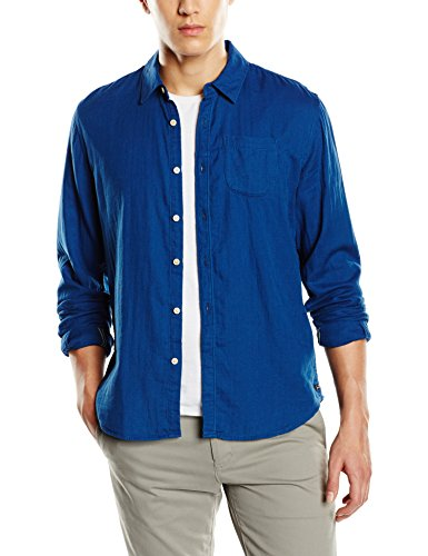 Scotch & Soda 16051220320 - Regular - Homme Bleu - Blau (indigo 51)