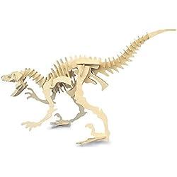 Velociraptor XL - QUAY Woodcraft Construction Kit FSC by Quay