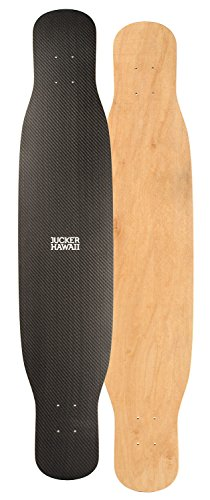 JUCKER HAWAII Longboard Dancer CARBON Flex 1 - DECK ONLY (Mens-deck-cruiser)