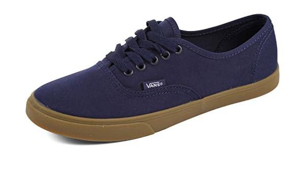 7d9a6081744bfe Vans Authentic Low Pro Canvas Unisex Gumsole Eclipse 7.5uk  Amazon.co.uk   Shoes   Bags