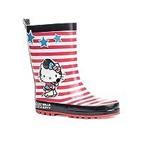 """Hello Kitty Wellies, Rubber Boots, """"Elvis"""" - 12 UK"""
