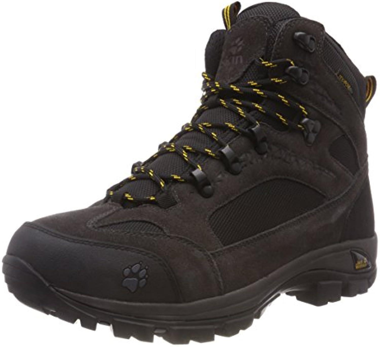 Jack Wolfskin All Terrain 8 Texapore Mid M, Zapatos de High Rise Senderismo para Hombre