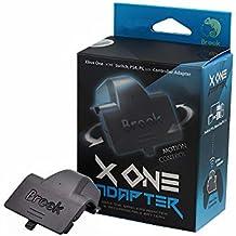 Mcbazel Brook X ONE Adattatore wireless e batteria di ricarica per Xbox One a PS4 Nintendo Switch PC - con portachiavi gratuito
