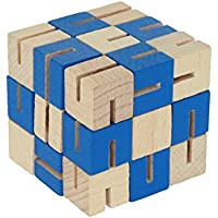 ABA Mamba Brain Teaser, Blue - Compare prices and find best deal online