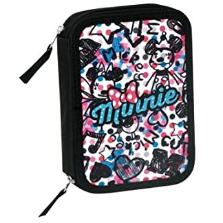 Minnie Mouse- Plumier Doble (Montichelvo 50553)