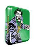 Cartamundi DC Comics The Joker Carte da gioco in latta goffrata, Metallo