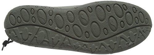 Gumbies Herren Aqua Textil Slipper Blau