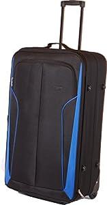 Flymax 2 Wheeled Lightweight Expdandable Luggage Suitcases Extra Large Medium Small Cabin Sized Travel Bag