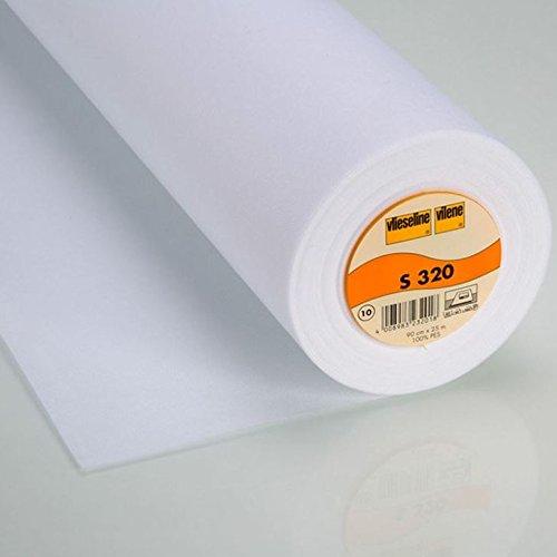 Stoffe Werning Schabrackeneinlage S320 90 cm