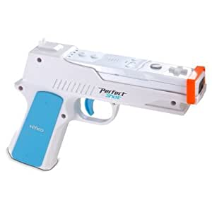 Perfect Shot Gun For Wii (Colours May Vary)