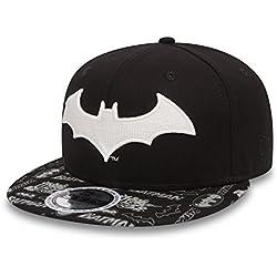 New Era Gorra de Batman Brillante