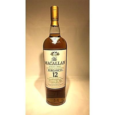 Macallan Elegancia 12 Year Old 1L: