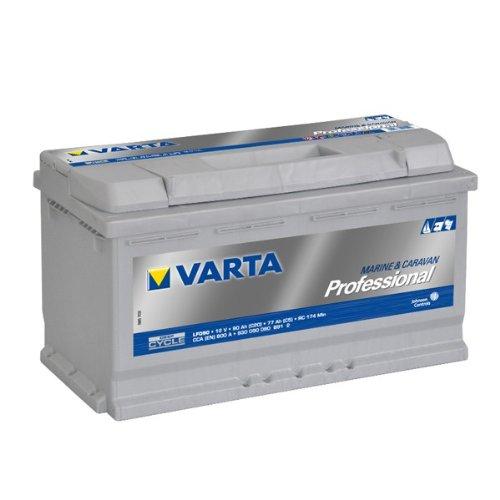 Batterie PRO Varta LFD90 12V 100ah C100h décharge lente