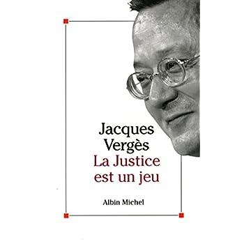 La justice est un jeu