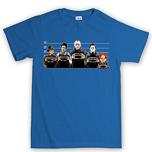 Texas T-shirt Chainsaw (The Usual Horror Suspects Halloween T shirt)