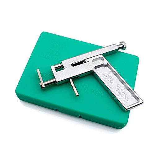 Dr.Taylor Pistola Perforadora Cuerpo Oreja, Kit Herramienta