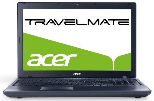Acer Travelmate 5744Z-P624G50MIKK 39,6 cm (15,6 Zoll) Laptop (Intel Pentium P6200, 2,2GHz, 4GB RAM, 500GB HDD, Intel HD, DVD, Win 7 HP) 2.13 Ghz Notebook