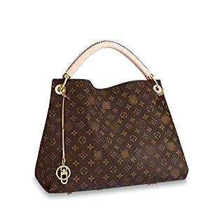 HPASS Artsy Style Designer Woman Organizer Handbag Monogram Tote Shoulder Fashion Bag