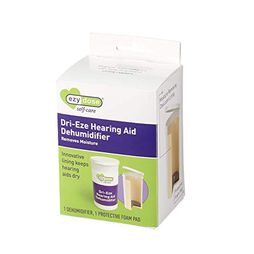 Health Enterprises Dri-Eze Hearing Aid Dehumidifier