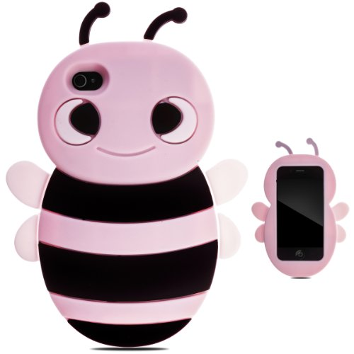 zooky-rosa-silicone-ape-cover-case-custodia-per-apple-iphone-4-4s