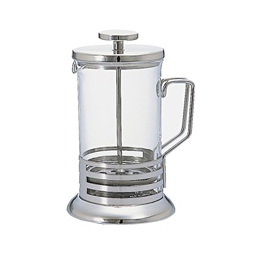 Hario VD, Glas Kaffee Plunger, Farblos, 4 Cup