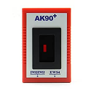Newest Version AK90+ AK90 V3.19 Key Programmer Tool For BMW EWS From 1995-2009