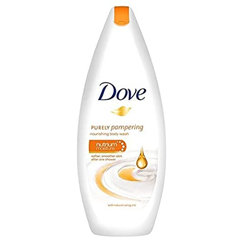 Dove Purely Pampering Cream Oil Body Wash