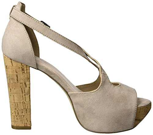 BIANCO - Cross Sandal Jfm17, Sandali Donna Marrone (Nougat)