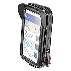 LAMPA 90429 Opti Case, Custodia Universale per Smartphone Compatibile con attacchi Opti Line