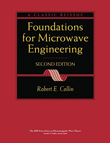 Foundations for Microwave Engineering, Second Edit (IEEE Press Series on Electromagnetic Wave Theory) por Robert E. Collin