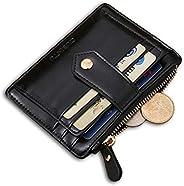 Gubintu Leather Black Wallet for Men