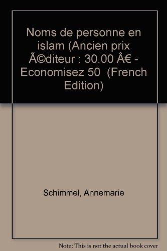 Noms de personne en islam