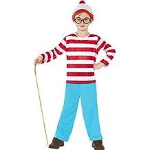 Smiffy's - Disfraz de Wally para niño, talla L (10 - 12 años) (39971L)