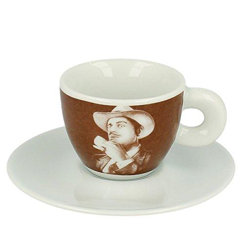 Lucaffe Espressotasse - Der Pate