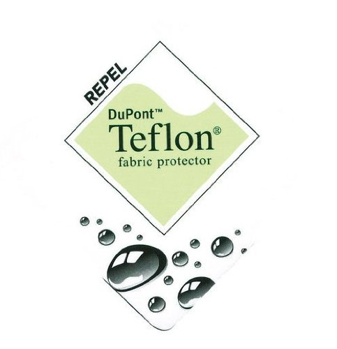 Teflon® Hunde Spezial Geschirr -Slogan-Reflektierend & Adresstube Grösse: XS bis XXL - 4