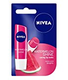 Nivea Fruity Shine Watermelon Lip Balm, 4.8gm