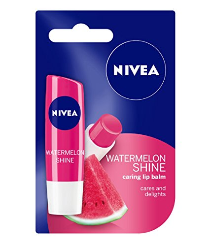 Nivea Fruity Shine Watermelon Delights Lip , 4.8gm