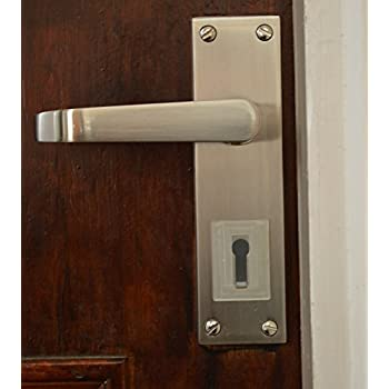 Door Keyhole draught excluder (2 pack) neatly fitted in seconds it eliminates the & Door Keyhole draught excluder (2 pack) neatly fitted in seconds it ...