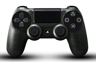 Custom PS4 Controller - Black Carbon