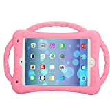 Dteck iPad Mini 1/2/3/4 Kiddie Case - Lightweight EVA Handle Stand Cover Soft