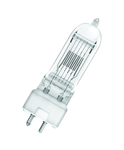 650w Halogen-lampe (OSRAM Lampe 64717 CP89 FRM 650W 240 V,GY9.5 12X1 AA3003101AC)
