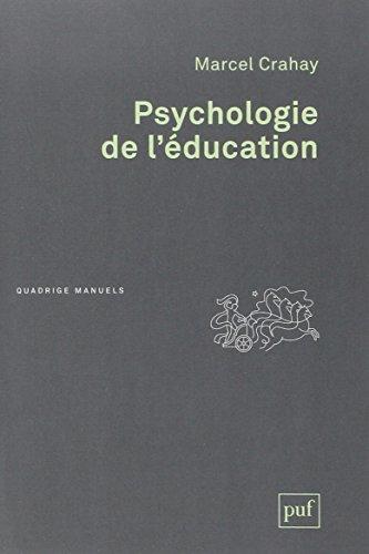 Psychologie de l'éducation