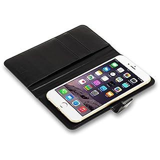Schutzhülle Smartphone Universal portecartes schwarz–Größe XL–Unplug