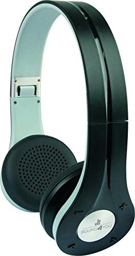 Schwaiger KH210BT 513 Bluetooth-Kopfhörer (NFC Chip, Bedientasten) schwarz
