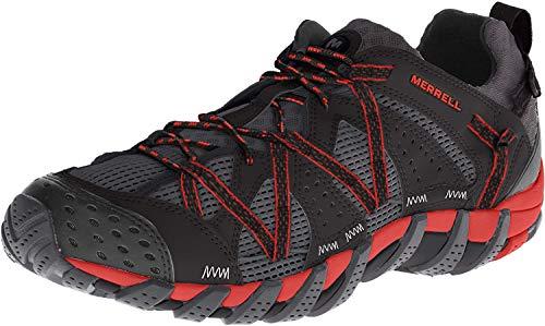 Merrell PRO MAIPO J80053, Scarpe sportive uomo, Nero (Black J80053), 42