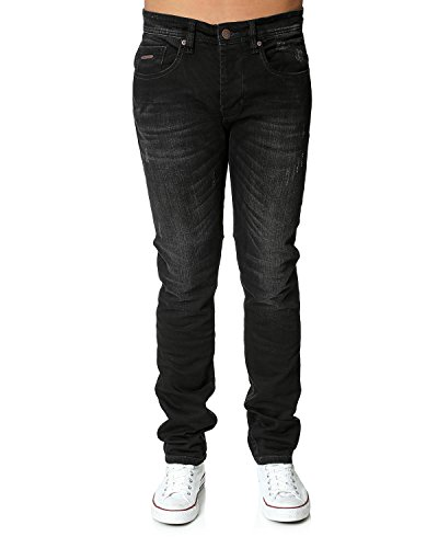 ID Denim Jeans blackwashed