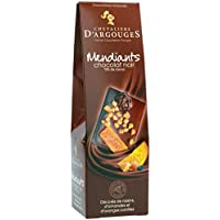 Mendiants chocolat noir 70% Chevaliers d'Argouges 100g