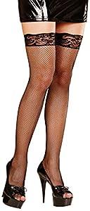 WIDMANN?Par de calcetines a red Liga Womens, Negro, talla única, vd-wdm01287